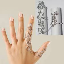 double knuckle rings images Wish 1pcs fashion double full finger rings knuckle armor ring jpg