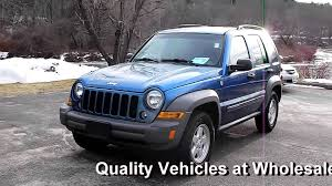 jeep liberty suv 2006 jeep liberty sport 4wd 4dr suv 3 7l v6 at youtube