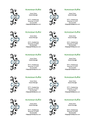 Creating Business Cards In Word Make Business Cards Free Card Design Ideas