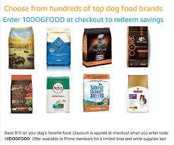 amazon black friday deals discussion save 10 on dog food at amazon slickdeals net