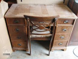 Old Furniture Makeovers An Antique Desk Makeover Prodigal Pieces