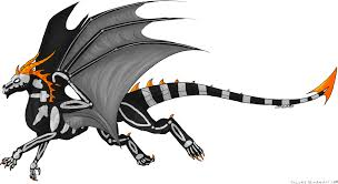 spooky png 2016 halloween advent calendar spooky dragon by chexadopt on
