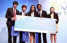 ngee ann film students win in samsung contest nptribune