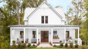 one story country farmhouse plans find best references home