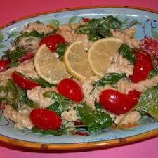 barefoot contessa arugula salad lemon fusilli with arugula barefoot contessa ina garten recipe