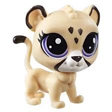 Pet Littlest Pet Shop Single Pet Jaguar Littlest Pet Shop