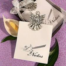 letter opener favors angel letter opener favors your guests can reminisce about your