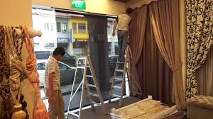 all about curtains and window blinds in singapore youtube