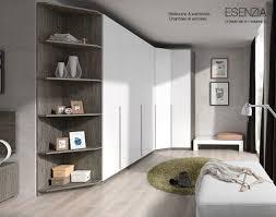 armario rincon del catálogo de dormitorios y armarios esenzia de