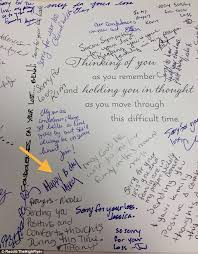 wedding wishes reddit reddit user posts condolence card that featured happy birthday