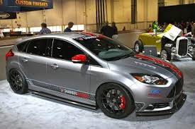 ford focus st modded 2013 ford focus st sema auto autotrader