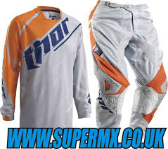 youth thor motocross gear 2016 thor phase doppler vented youth motocross kit combo cement