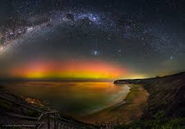 The Southern Lights Aurora Alert The Southern Lights May Be Bureau Of