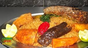 cuisine afrique le thiéboudienne food cuisine africaine