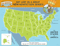 America Map Quiz by 50 States And Capitals Geography Pinterest I Want 50 States Map