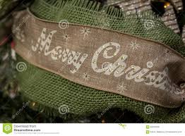wide christmas ribbon merry christmas ribbon stock image image of holidays 62316239