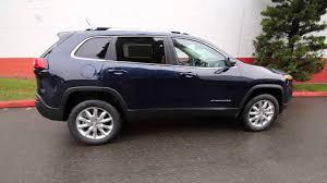 jeep grand true blue pearlcoat 2014 jeep limited true blue pearlcoat ew140345