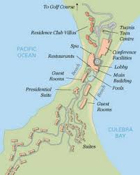 Punta Mita Mexico Map by Four Seasons Residence Clubs Costa Rica At Peninsula Papagayo
