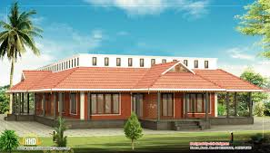 kerala style single floor house 3205 sq ft indian house plans