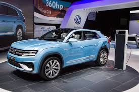 volkswagen crossblue price volkswagen cross coupe plug in hybrid concept mid size suv