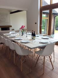 The  Best  Seater Dining Table Ideas On Pinterest Round - Black dining table for 10