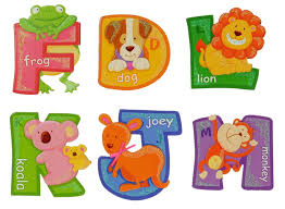childrens a z alphabet 3d animal wall stickers for boys or girls childrens a z alphabet 3d animal wall stickers for boys or girls bedroom nursery fun educational abc letters for kids prime day offer amazon co uk