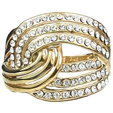buy gold rings images Buy women twist costume jewellery rings tie the knot fashion gold ring jpg