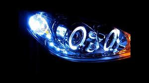 2004 toyota camry lights camry halo projector hid headlights youtube