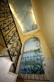 45 best bathroom murals images on pinterest bathroom mural cielo e lago di mantova dipinto su scale ad acrilico artist chiara mancini