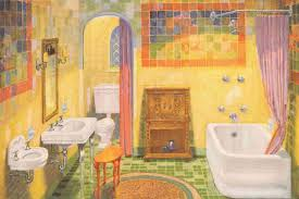 guide to 20th century bathroom tile old house restoration guide to 20th century bathroom tile old house restoration products decorating
