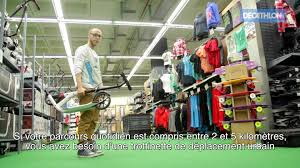 Vente Trotinette Freestyle by Decathlon Trottinettes Youtube