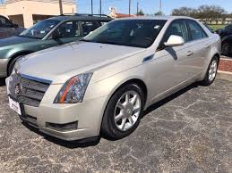 cadillac cts 2009 for sale 2009 cadillac cts rwd w 1sb for sale in killeen tx from motors