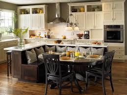 kitchen interesting kitchen corner bench seating with storage