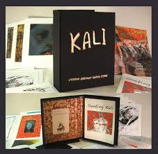 Seeking The Book Seeking Kali Artist S Book 1 9 Signed Copies William Evertson
