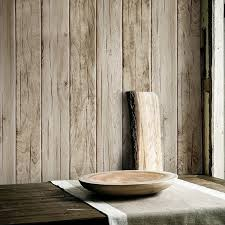 wood board wall pvc waterproof striped wall paper wood board wood grain wallpaper