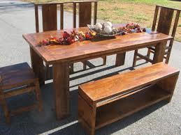 Wood Dining Room Table Distressed Wood Dining Table Buying The Appropriate Distressed