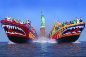 harbor lights cruise nyc circle line 30 minute beast speedboat ride new york city harbor