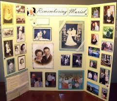 memorial funeral picture board ideas scrapedia