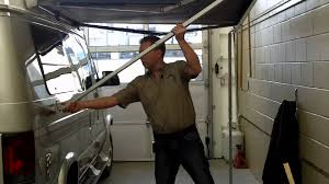 Fiamma Awnings For Motorhomes Van Conversion Awning Demo Youtube
