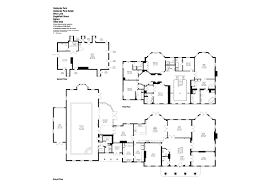 Floor Plan Of A Mansion by 100 Graceland Floor Plans Luxury Homes Floor Plans 4