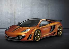 mansory to make the bentley mansory refines the mclaren mp4 12c
