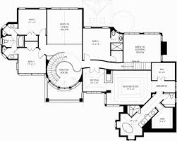 beautifully idea 3 luxury homes floor plan design villa designs