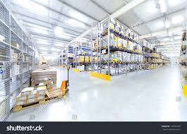 Warehouse Interior Warehouse Interior Stock Photo 142333744 Shutterstock