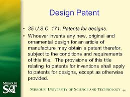 the patent specification ppt