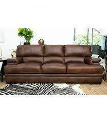 Abbyson Leather Sofa Reviews Living Room Sets Austin 4 Piece Leather Set