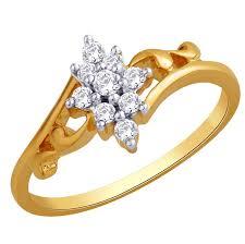 ladies rings jewellery images Swarna jewelleryswarnajewellerysangini diamond ladies ring idr00072 jpeg