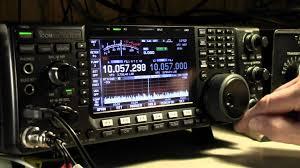 fantastic radio icom ic 7600 youtube