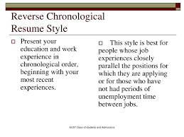 Reverse Chronological Order Resume Example Roman Chronological Resume Template Professional Resumes Example