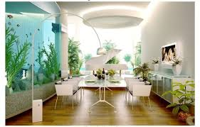 Casual Dining Room Lighting Inspiring Casual Dining Room In Fully White Theme With Amazing