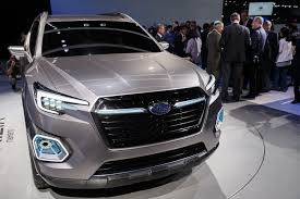 subaru viziv truck subaru loses its cool over suvs the japan times